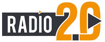 Radio 2.0 -La radio delle Valli di Bergamo - Logo