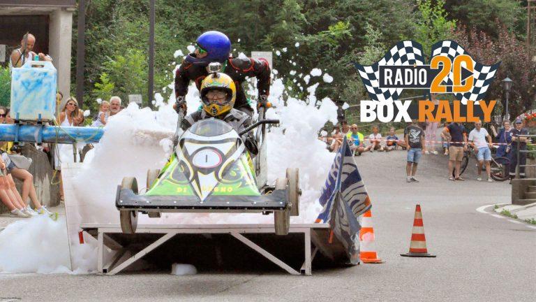 Box Rally a Bergamo e provincia - Radio 2.0 radio ufficiale