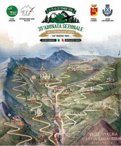 Adunata Sezionale Alpini 2018