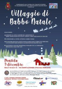 Villaggio di Babbo Natale a Pontida