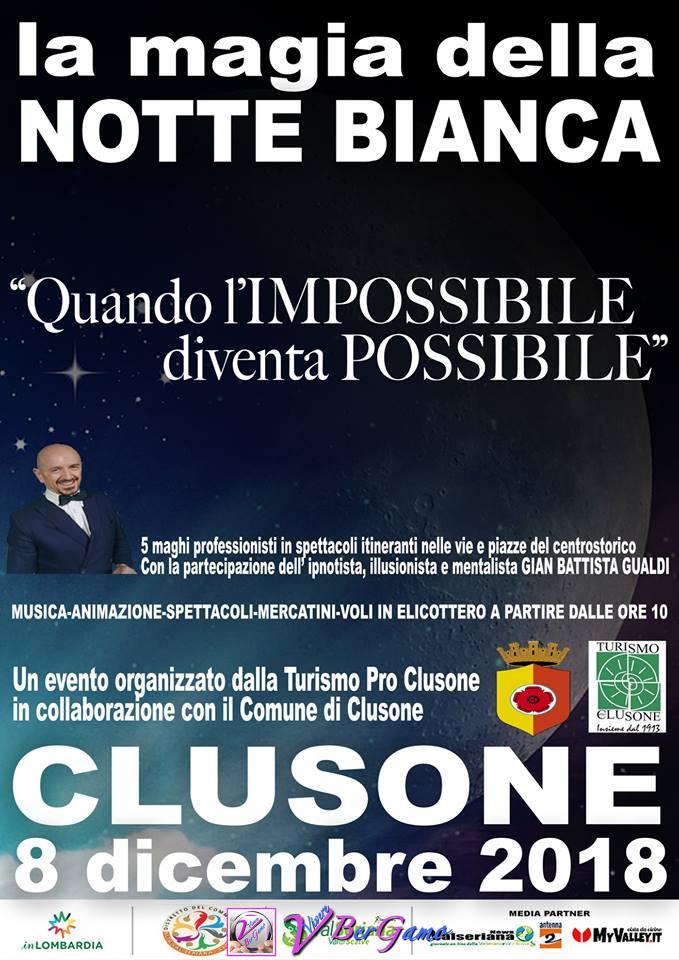 Locandina Notte Bianca