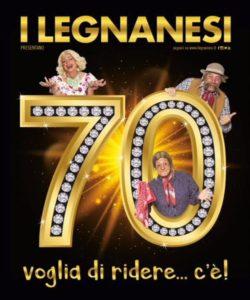 I Legnanesi al Creberg di Bergamo