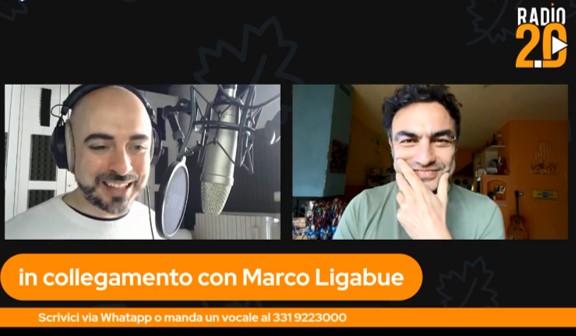 Intervista Marco Ligabue copertina